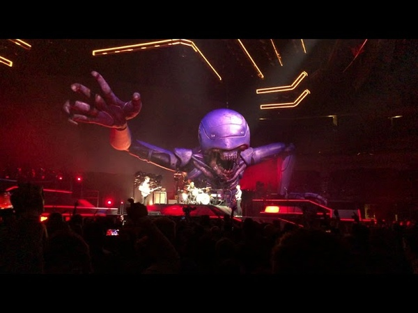 Stockholm Syndrome Assassin Reapers The Handler New Born - Muse live in Dallas