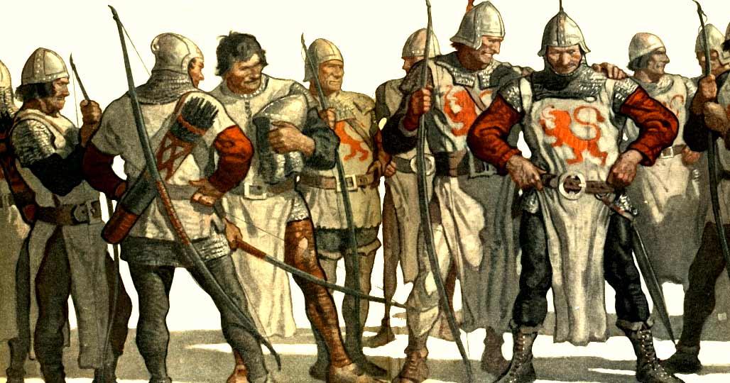 Белый отряд