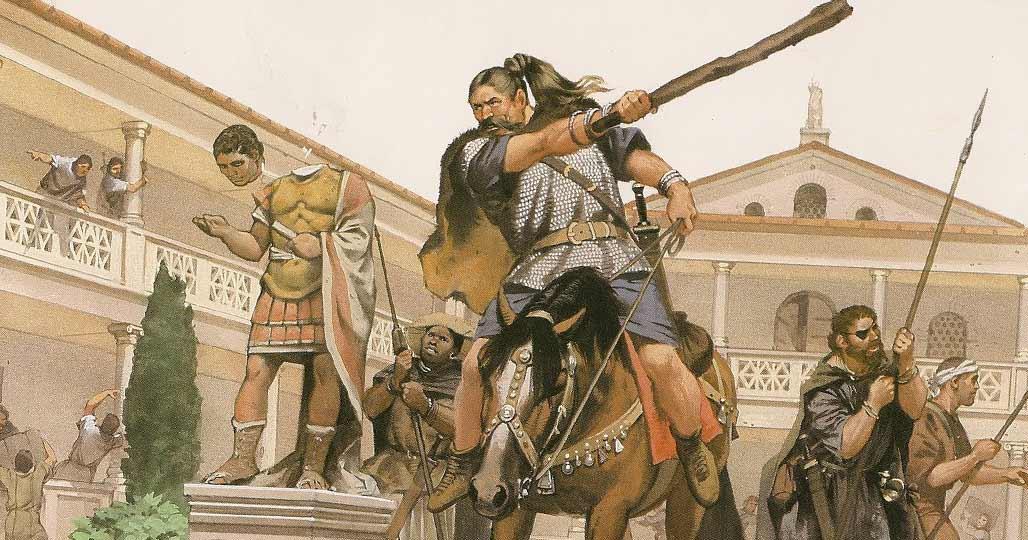 Готы в Риме