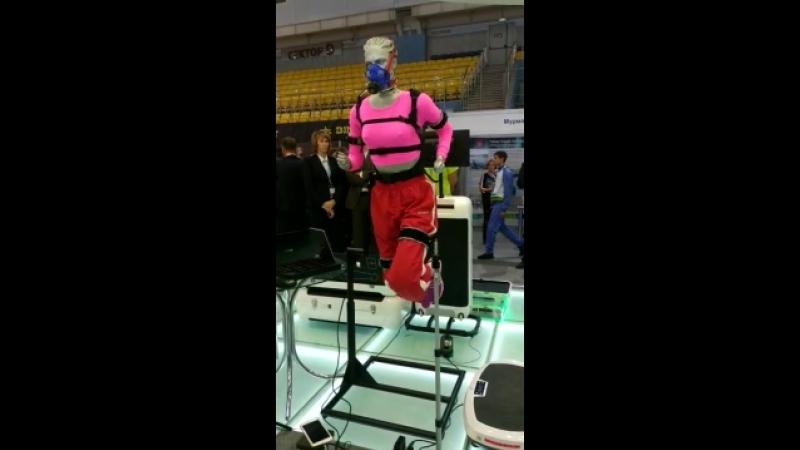 Выставка MSIP – «Современный спорт. Современный спорт. Инновации и перспективы.» Экспонента Москомспорта.