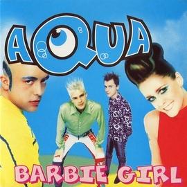 AQUA альбом Barbie Girl