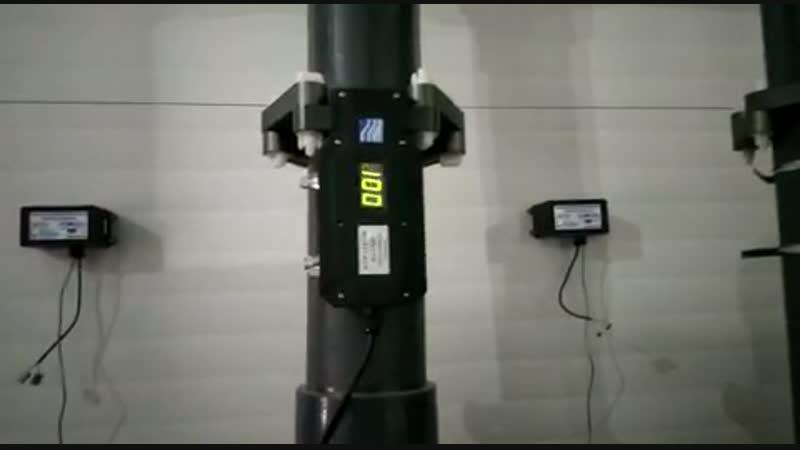 Снижение жёсткости воды без применения хим.реагентов