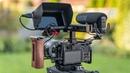 Sony A6500 A6300 Video Cine Rig Lenses
