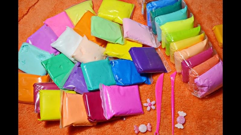 Легкий Пластилин. Что это такое Ultra-light Plasticine and Modeling Clay