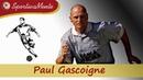 Grandi Personaggi dello Sport Calcio Paul Gascoigne
