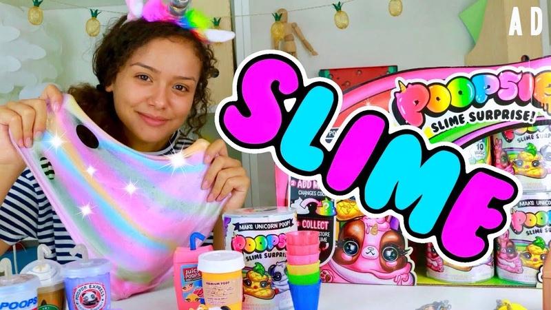 Poopsie Slime Surprise SCENTED SLIME | Ambi C Vlog