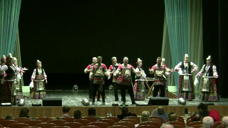 Отбор номеров для программы Играй гармонь в Липецке