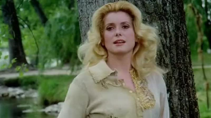 Такой замечательный сон... Эпизод с Х/Ф Пляжный домик / Casotto (Италия, 1977) при участии несравненной Катрин Денёв)