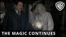 Fantastic Beasts The Crimes of Grindelwald The Magic Continues Warner Bros UK