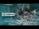 Israeli air strikes kill at least nine people in Gaza