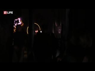 Первый концерт Насти Кудри после аварии