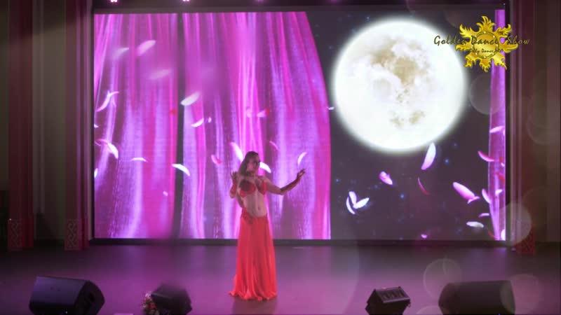 Golden Dance Show Bellydance PRO