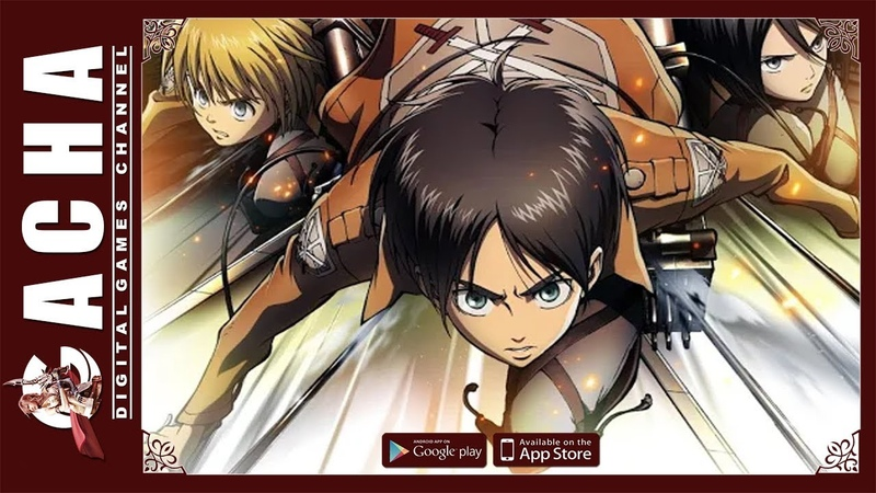 Attack on Titan (進擊的巨人) 🇹🇼 TW 📱 Android 🎮 Game Review