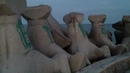 Gunoiul de Costinești a fost lăsat la malul mării