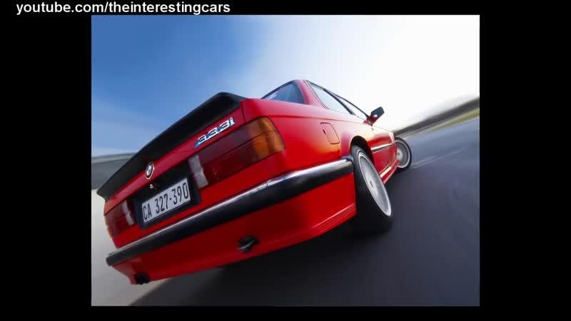 BMW E30 из 80-х едущая наравне с новой M5 F90 Существовала ли BMW M7؟