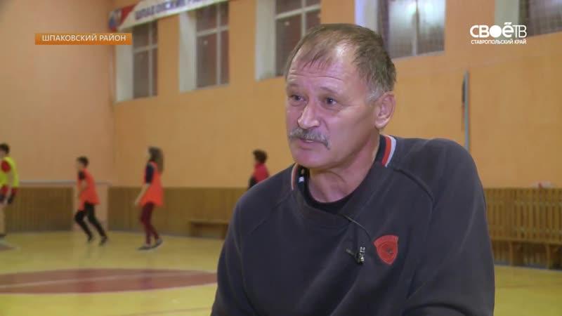 Ни дня без занятий . Тренер из Татарки занимается спортом и учит детей, несмотря на травму.