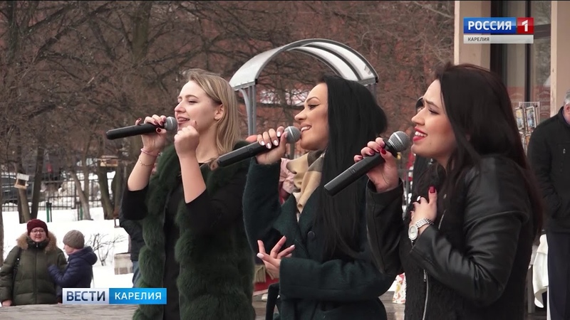 Фестиваль «Крымская весна» прошел в Петрозаводске