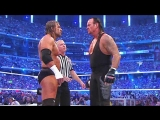 (WWE Mania) WrestleMania 27 The Undertaker vs. Triple H