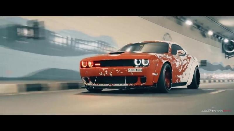 L - Im Okay _⁄ Dodge Hellcat Challenger