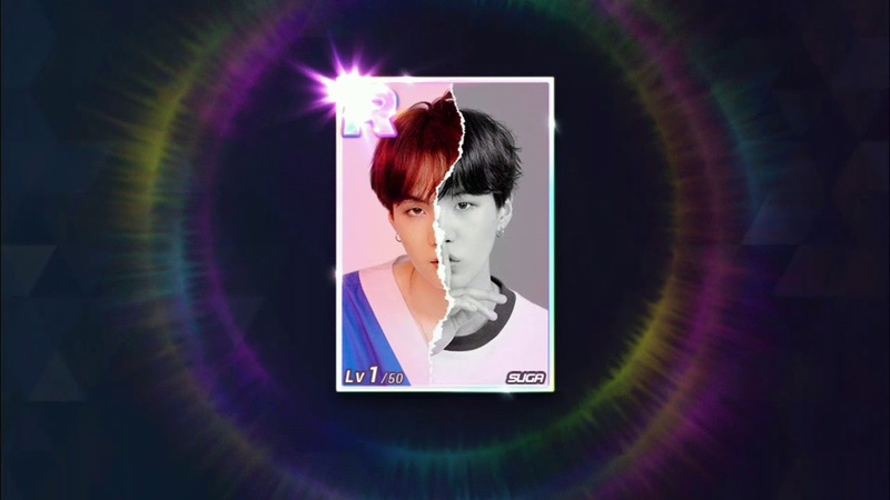 SBTS JP Special Gift to celebrate BTS' 'Love Yourself Tour' in Japan -- R card