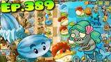Plants vs. Zombies 2 New Imp Mermaid Zombie - Big Wave Beach Day 4 (Ep.389)