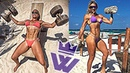 STRONG Girl on the Beach - Everyday WORKOUT