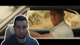 Манурин смотрит Форсаж 7 - Концовка посвященная Полу Уокеру Fast Furious 7 Paul Walker ending