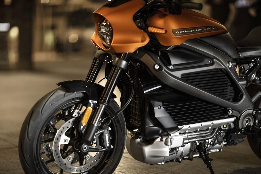 Официальная цена Harley-Davidson Livewire в США: 29 799 долларов