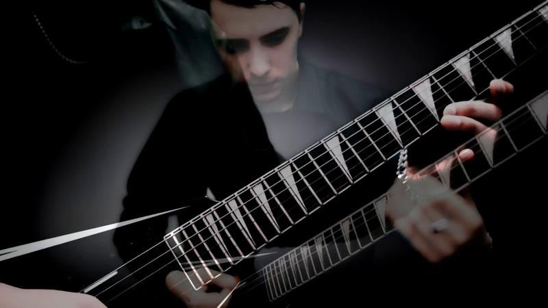 Mors Principium Est God Has Fallen Guitar Cover by n1