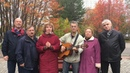 Приглашение на концерт клуба авторской песни «Пять углов»