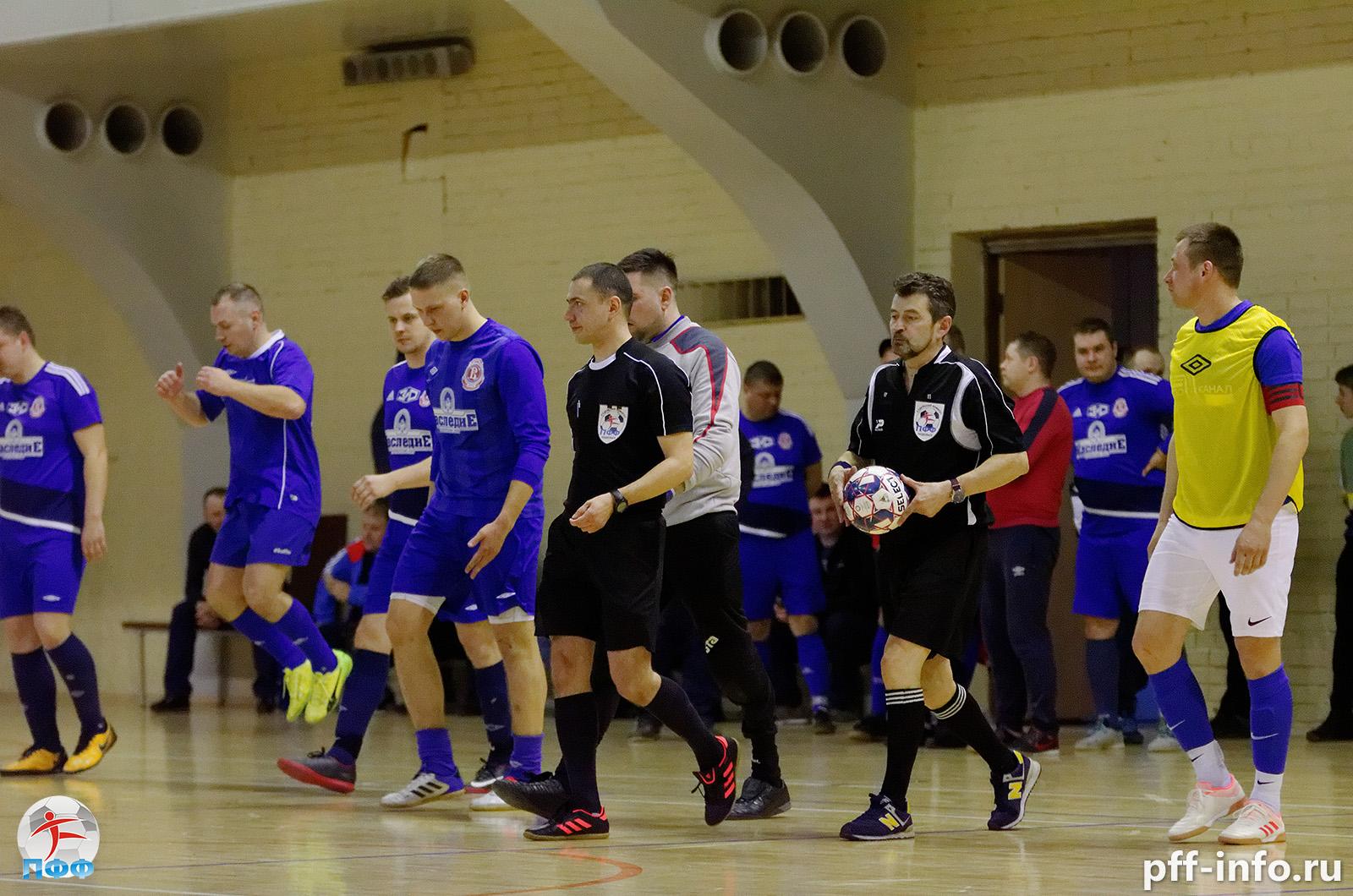 Алексей Касаткин: «Витязь 100» вошел в ТОП-3 российского футбола 100+»