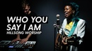 Who You Say I Am - Hillsong Worship (Cover) | Churchfront Pads Demo
