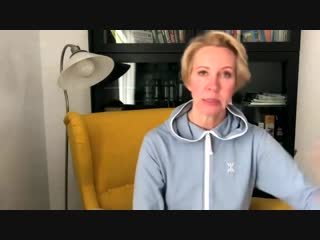 Татьяна Лазарева записала обращение