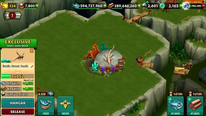 SIREN SINGERS PACK Exotic Sweet Death Titan Mode Dragons Rise of Berk GsRCyYxe7RQ
