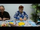 мастер класс по войлочной живописи в честь Международного дня пожилых людей