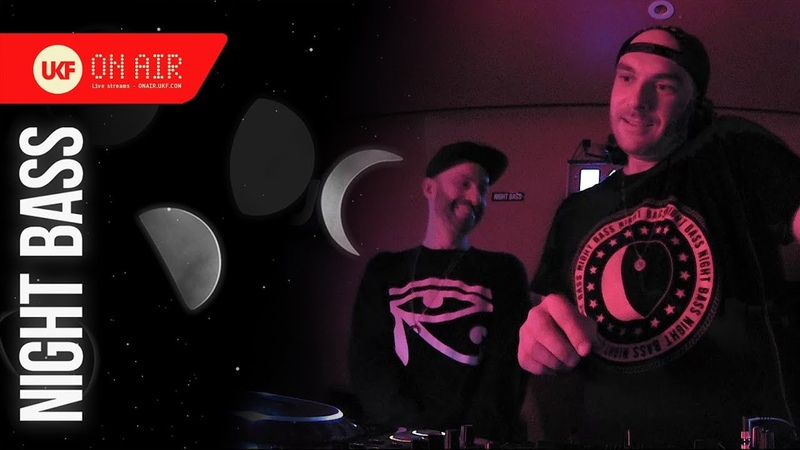 AC Slater b2b Jack Beats - UKF On Air x Night Bass 2018 (DJ Set)