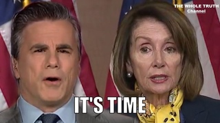 IT'S OVER!! Tom Fitton Just STEPPED DOWN & RELEASED This Final Report! Pelosi Trembles In FEAR