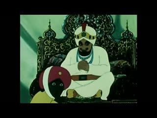 Золотая антилопа мультфильм на лезгинском языке