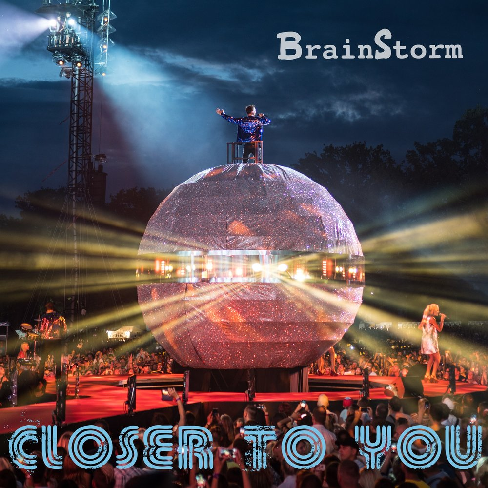 Brainstorm - Closer to You [EP]