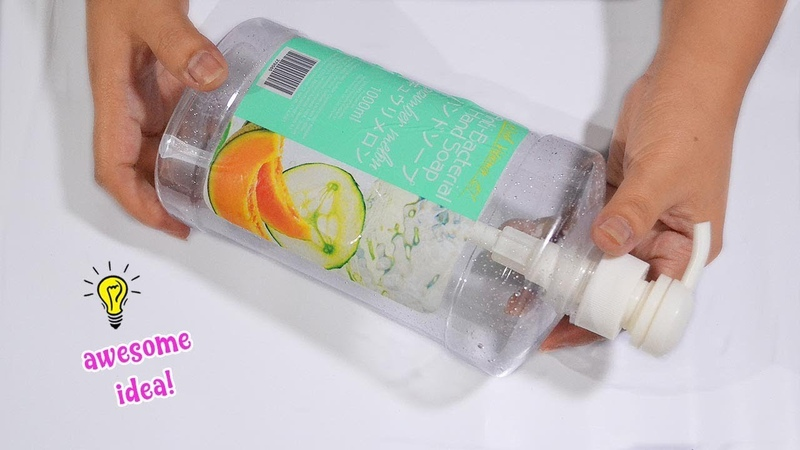 Innovative Way To Recycle Hand Soap Bottle| How To Recycle Hand Soap Bottle| Best Reuse Idea