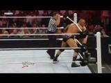 Randy Orton vs. Wade Barrett Raw, 9610