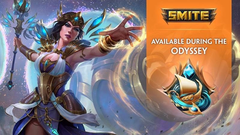 SMITE - Hera's Odyssey - New Skins in Update 5.23