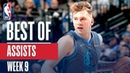 NBA's Best Assists | Week 9 | State Farm