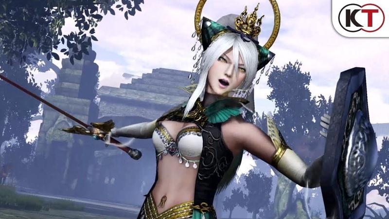 Warriors Orochi 4 Nu Wa Character Highlight