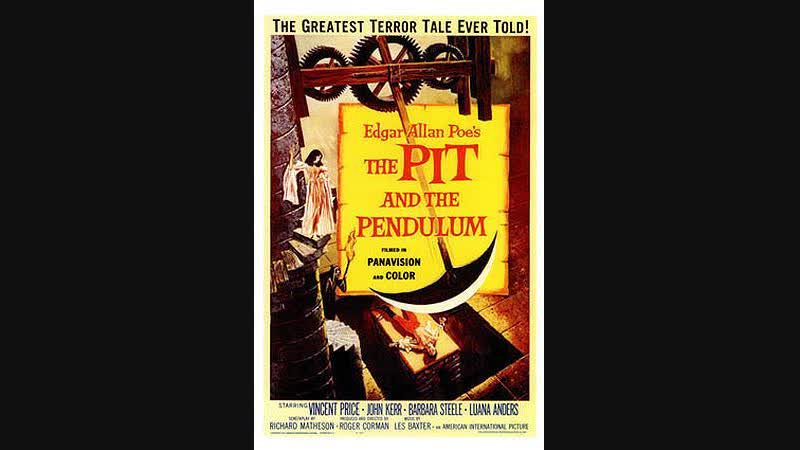 El Péndulo de la Muerte /THE PIT AND THE PENDULUM(Roger Corman, 1961) V.O Subt EsP