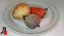 Овощи в микроволновке быстрее вкуснее проще