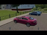 City Car Driving   Ford Taurus   Normal Driving