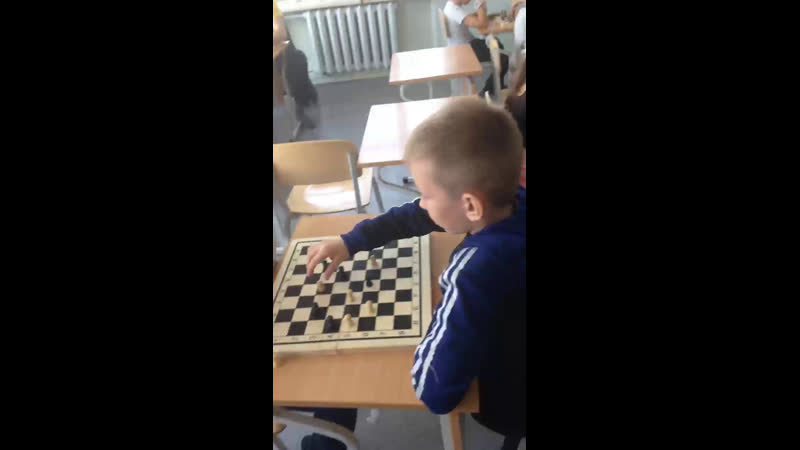 Завершительная тренировка по шахматам