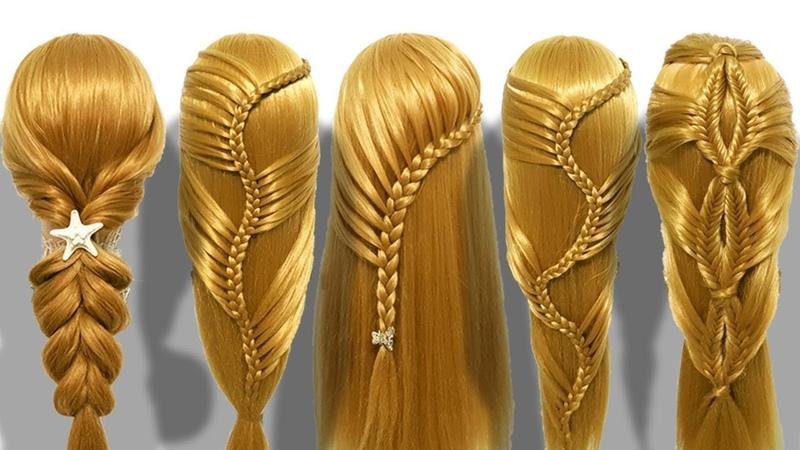 6 kiểu tóc thắt bím đi dự tiệc mới lạ, thu hút và sang trọng   Beautiful Hairstyle for Weddingparty