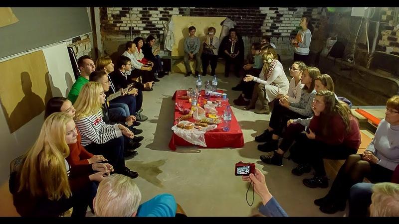 V фестиваль На берегах Невы. Открытый микрофон в новом помещении клуба. 3.11.18